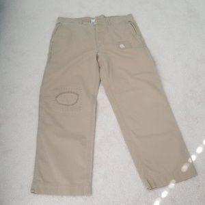 Khacki pants